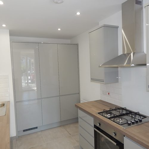 Finchley Road, NW2 - 2 bedroom flat