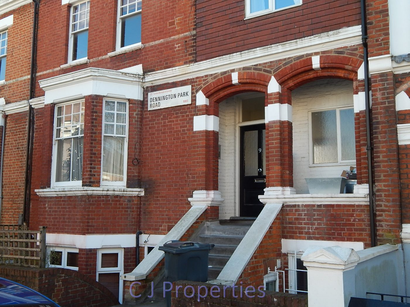 Dennington Park Road, West Hampstead, NW6