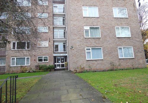 Edinburgh House, Tenterden Grove, NW4 - 3 Bedroom Flat